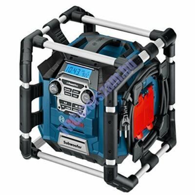 Bosch PowerBox GML 20 Professional Akkus rádió 0601429700