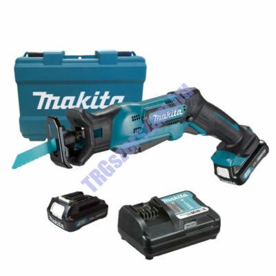 Makita 10,8V CXT Li-ion orrfűrész 2x2,0Ah JR103DSAE