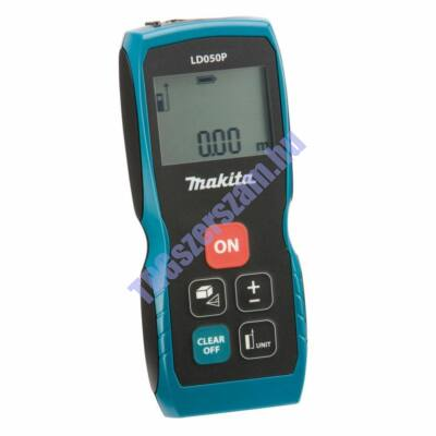 Makita 50m lézeres távolságmérő LD050P