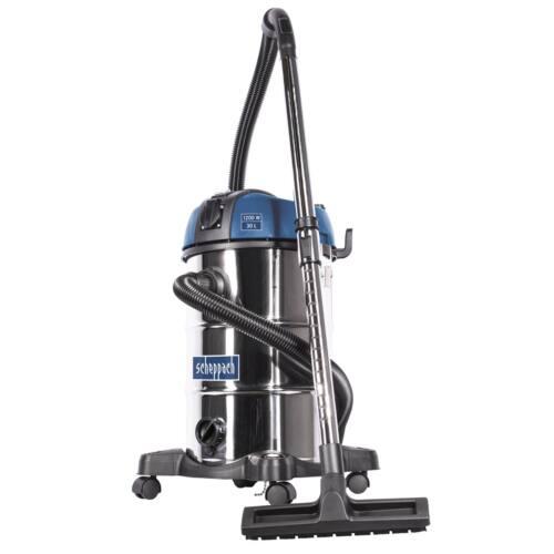 ASP 30 PLUS - száraz/nedves porszívó mechanikus szűrő lerázással, 30 literes