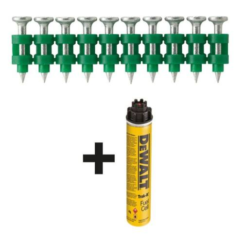 DeWALT DDF6510040 C5 TRAK-IT Betonszög 40mm + gázpatron
