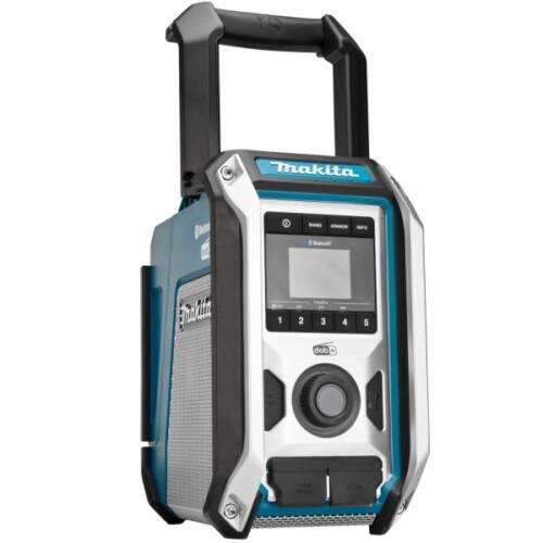 Makita 12V max CXT - 18V LXT Li-Ion BLUETOOTH rádió DAB/DAB+ DMR115 Akku és töltő nélkül