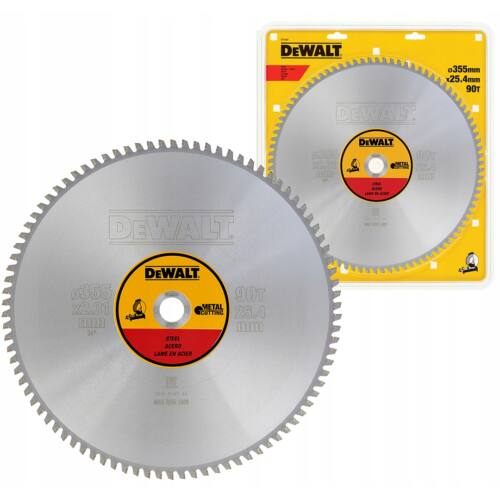 DeWalt DT1927 fémvágó körfűrészlap DW872 darabolóhoz