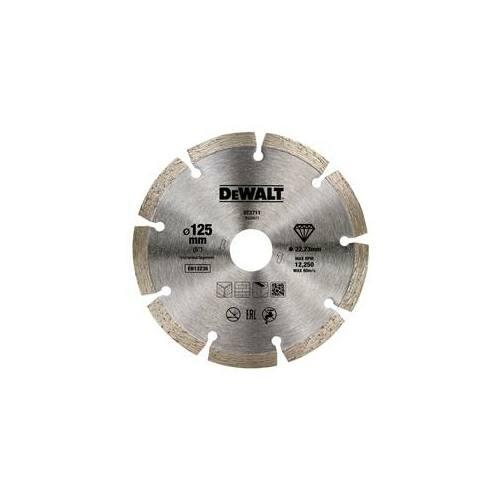 Szegmentált gyémánt vágótárcsa 125mm