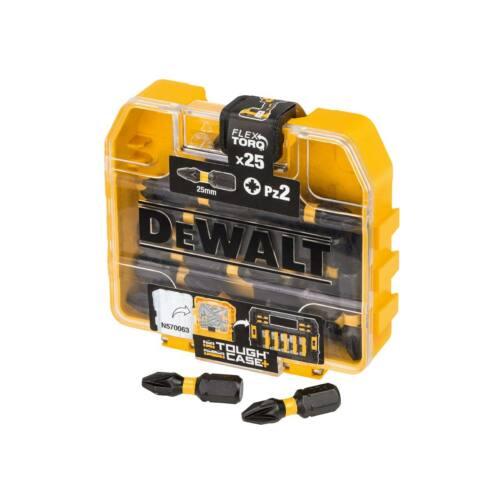 DeWalt DT70556T PZ2 25mm bit 25db FLEXTORQ
