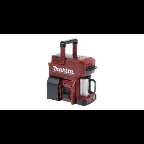 Makita DCM501ZAR akkus kávéfőző (alapgép akku és töltő nélkül)
