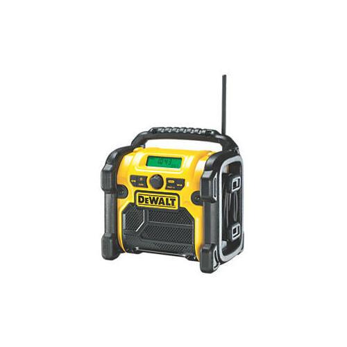 DeWalt  akkus rádió