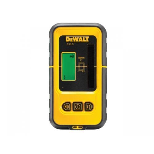 DeWalt DE0892G-XJ zöld vonallézer detektor (jelfogó)