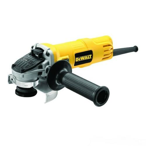 DeWalt SAROKCSISZOLÓ 125mm Tárcsaátmérő  900W DWE4157-QS