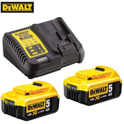 DeWalt  Akku pakk 2 x 5Ah XR 18V DCB115P2-QW