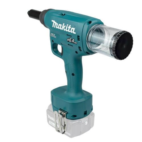 Makita 18V LXT Li-ion BL 2,4-6,4mm popszegecshúzó Z DRV250Z