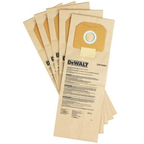 DWV902-es porszívóhoz papír porzsák 5db-os csomag