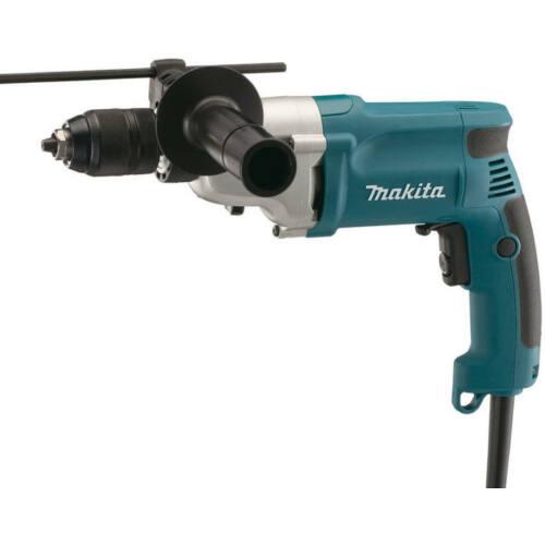 Makita 720W 1,5-13mm fúrógép 2 seb gyorstokmányos DP4011