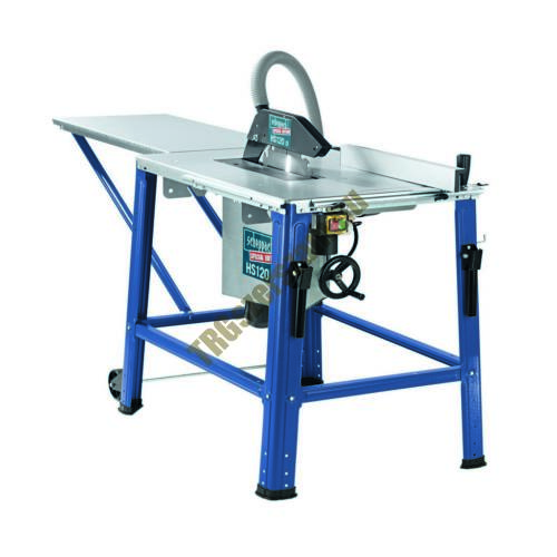 Scheppach Asztali Körfűrész HS 120 O