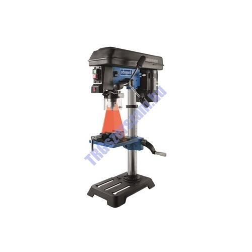 Scheppach DP 16 SL állványos fúrógép lézeres központosítással