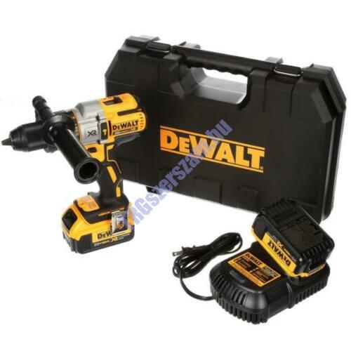 DeWalt 18V XR tool connect prémium ütvefúró-csavarozó készletben DCD997P2B-QW