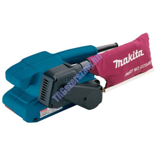 Makita 650W 76x457 szalagcsiszoló 9910