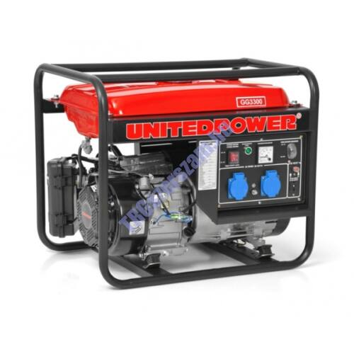 Hecht GG 3300 áramfejlesztő