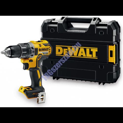 DeWalt akkus 18.0V-OS XR kefe nélküli fúró-csavarozó akkumulátor és töltő nélkül DCD791NT