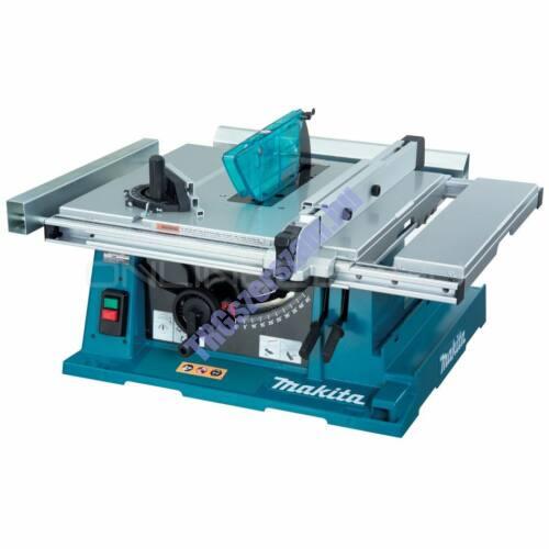 Makita 1650W 255mm asztali körfűrész 2704N