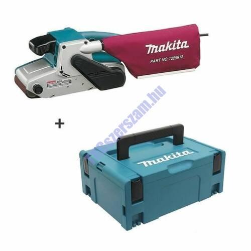 Makita 1010W 100x610 szalagcsiszoló, ford. 9404J