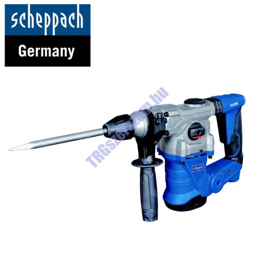 Scheppach SDS-Plus Fúró-Vésőkalapács 6kg DH1300 PLUS
