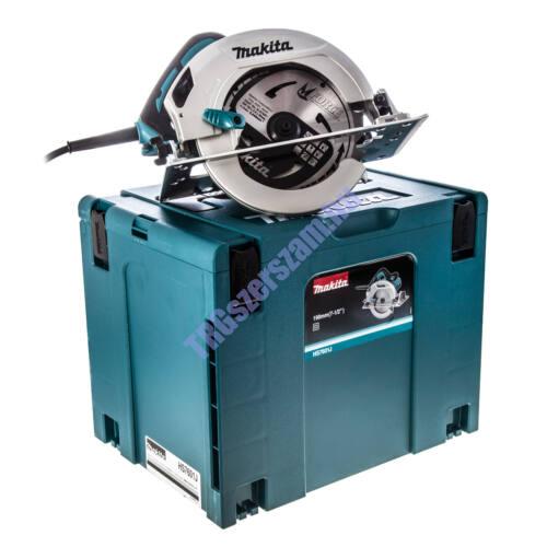 Makita 1200W 190mm körfűrész + MAKPAC HS7601J