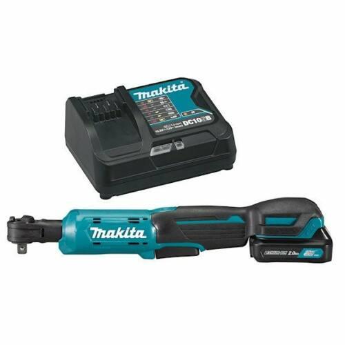 Makita 12V max CXT Li-Ion 47,5 Nm racsnis kulcs 1x2,0Ah WR100DSA