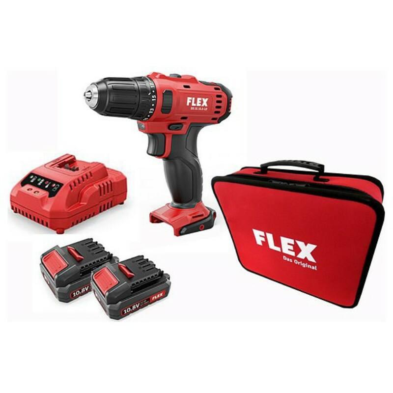Flex DD 2G 10.8 LD Promotion akkus fúró-csavarozó