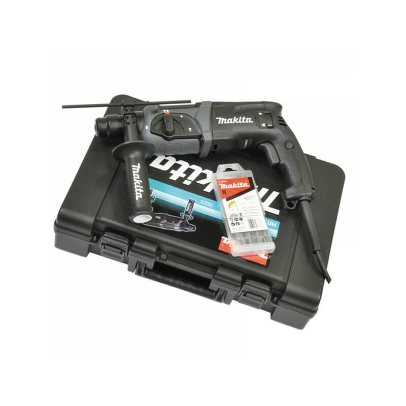 MAKITA HR2470BX40 SDS-PLUS FÚRÓ-VÉSŐKALAPÁCS HR2470BX40