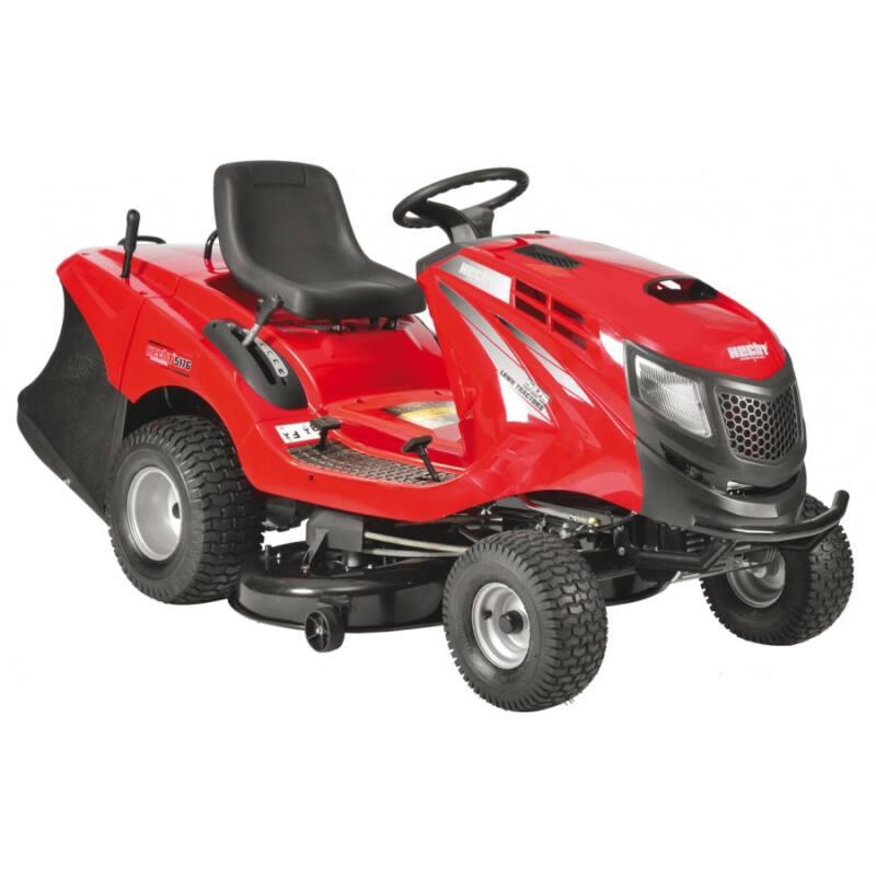 Hecht 5176 Kerti Traktor 13,3 LE Vágószélesság: 102 cm B&S Motor 3000-4000 négyzetméter
