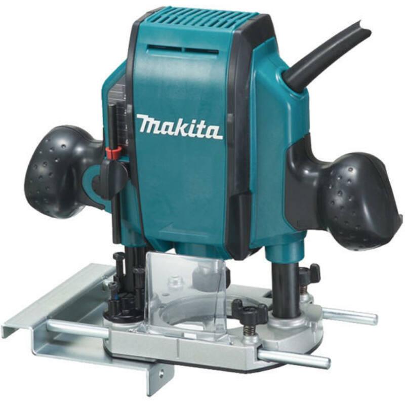 Makita 900W 8mm felsőmaró 0-35mm RP0900