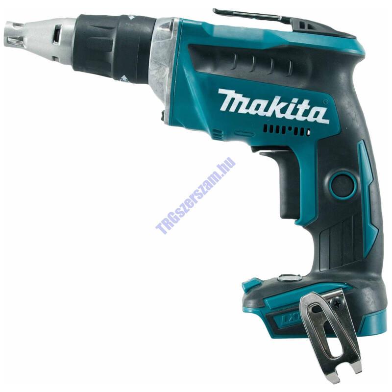 Makita 18V LXT Li-ion BL csavarbehajtó 0-4000f/p 4mm Z DFS452Z