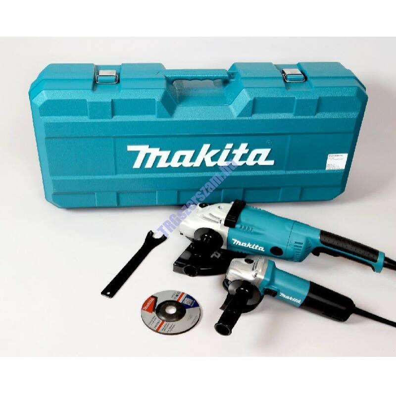 Makita GA9020 + 9558HNR + koffer DK0053G