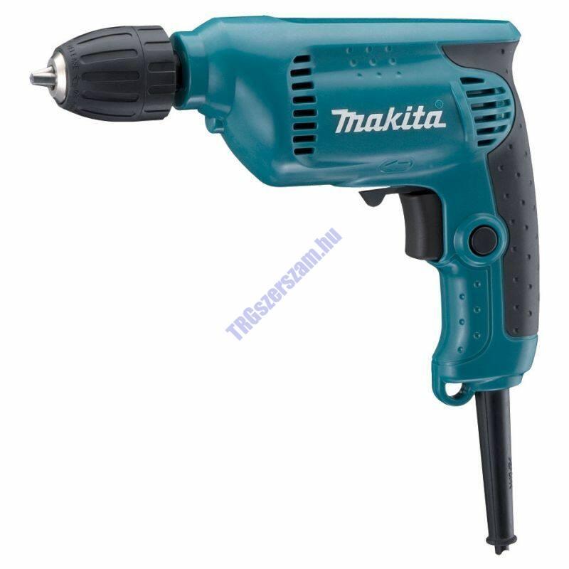 Makita 450W 1,5-10mm fúrógép gyorstokmányos 6413
