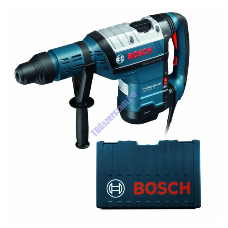 Bosch GBH 8-45 Dfúrókalapács SDS-Max-szal kofferben 0611265100