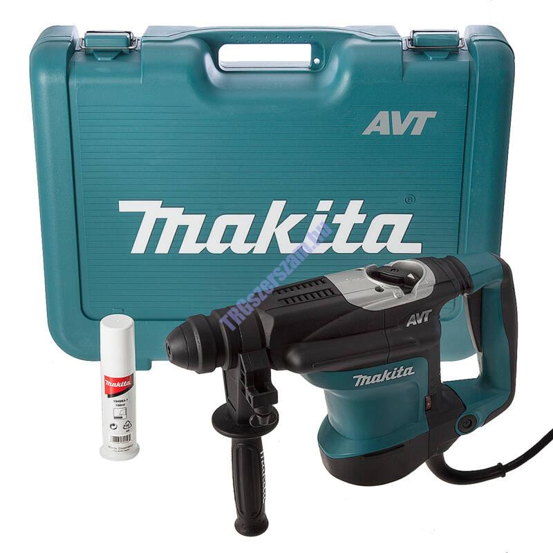 Makita 1100W 5,5J SDS-Plus fúró-vésőkalapács AVT HR3210C