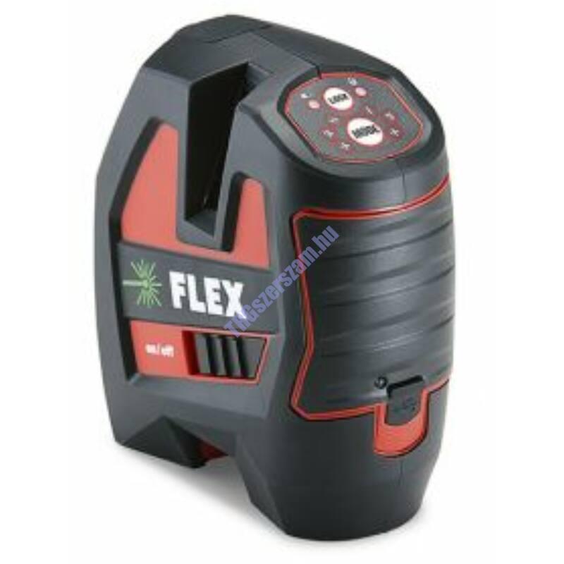 Flex ALC 2/1 G  kompenzátoros kersztvetítő lézer    455997