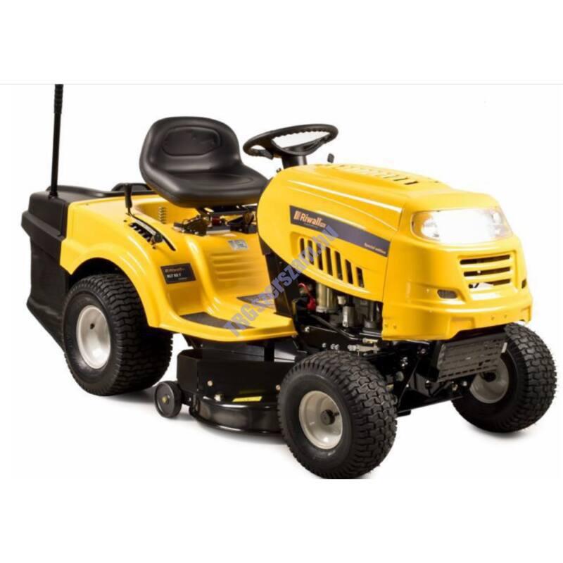 Riwall Pro Fűnyíró traktor 92 cm, fűgyűjtővel és hidrosztatikus váltóval RLT 92 H