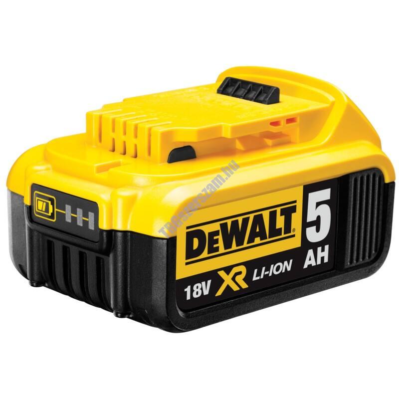 DeWalt DCB184 XR 5,0Ah Akkumulátor
