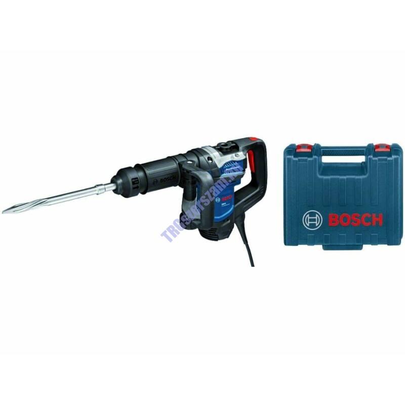 Bosch GSH 5 Vésőkalapács Kofferben 0611337001