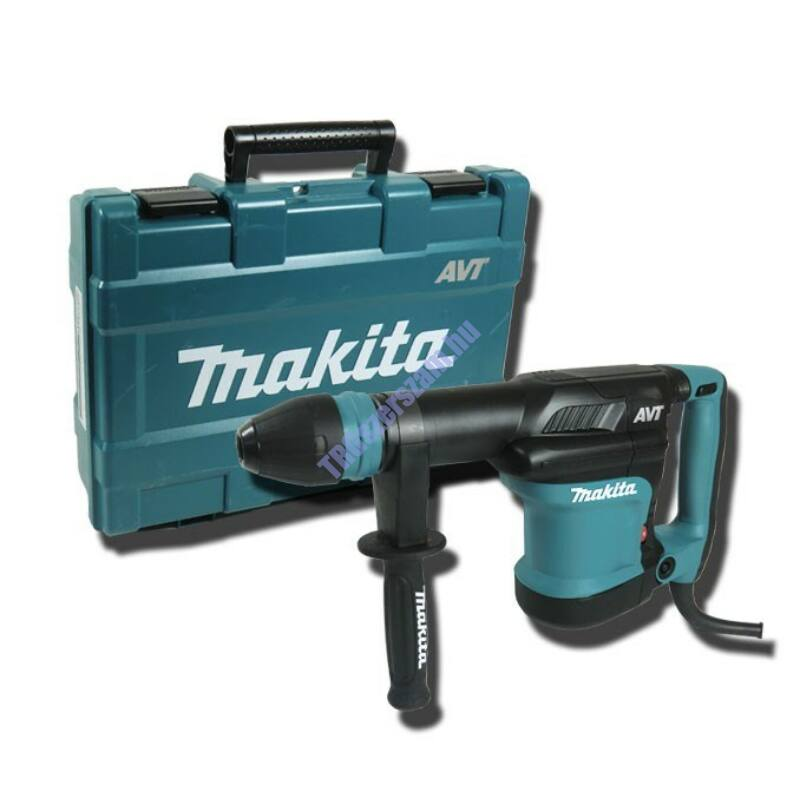 Makita 1100W 8,1J SDS-Max vésőgép 5,6kg AVT HM0871C