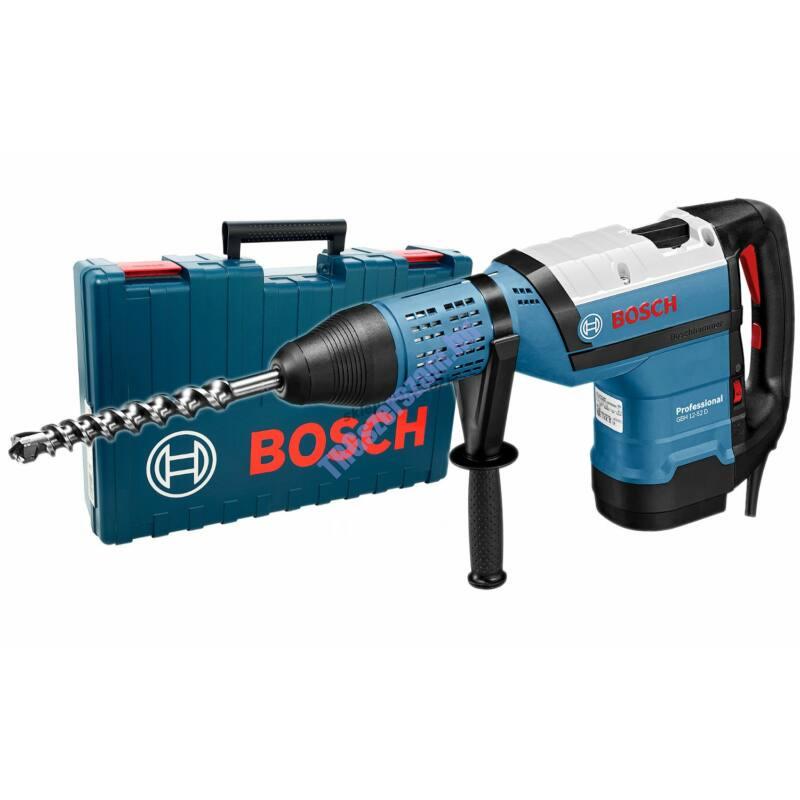 BOSCH GBH 12-52 D  fúrókalapács kofferben 0611266100