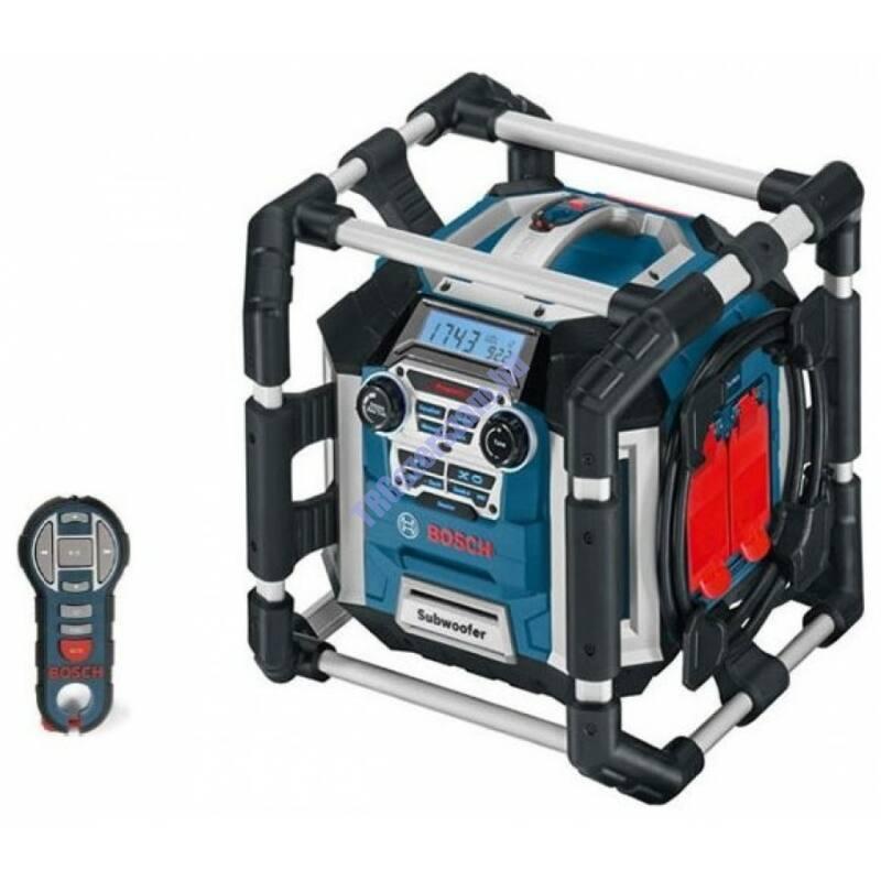 Bosch GML 50 Professional Akkus rádió 0601429600