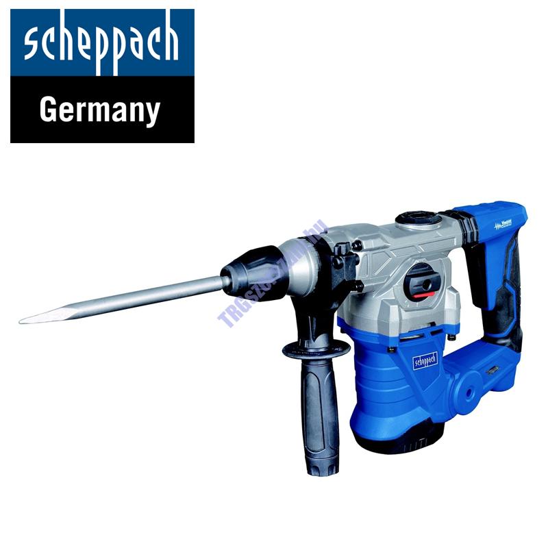 Scheppach Fúró-Vésőkalapács 6kg DH1300 PLUS