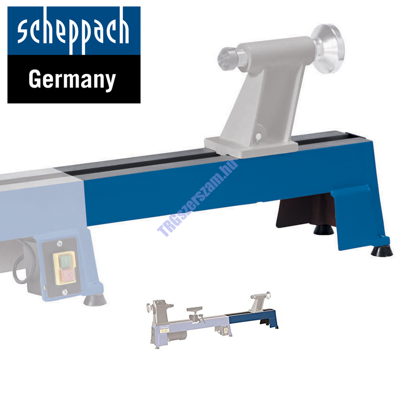 Scheppach Faeszterga gépágyhoszabbítási tartozék 1007 mm (DMT 460 T) 4902301701