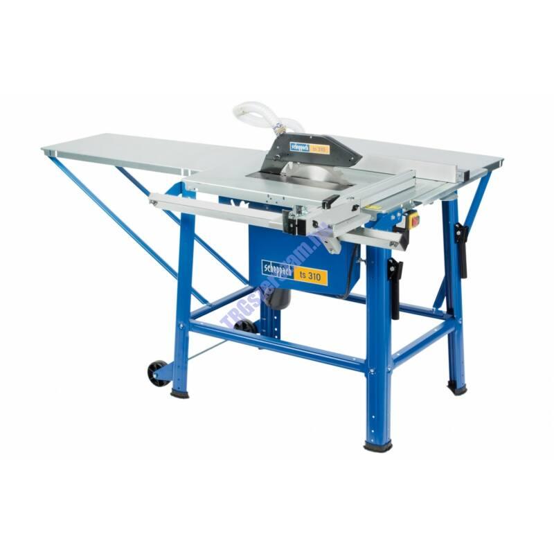 Scheppach Asztali Körfűrész TS310  230V